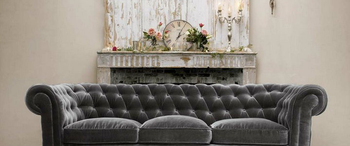 Design tips for vintage luxury Design tips for vintage luxury tufted sofa couch luxury vintage living room featured