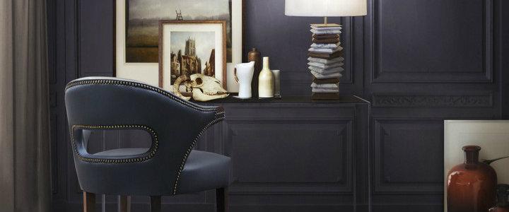 luxury office Luxury office home decor ideas, by ELLE DECOR brabbu ambience press 36 HR1