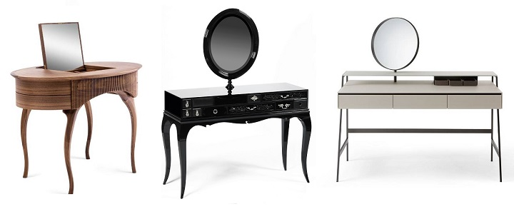 dressing table Dressing Tables with Mirrors: best ideas for your bedroom cover