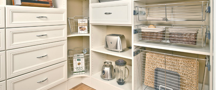 Ten tips to organize your home Ten tips to organize your home Ten tips to organize your home organized living classica pantry shelving