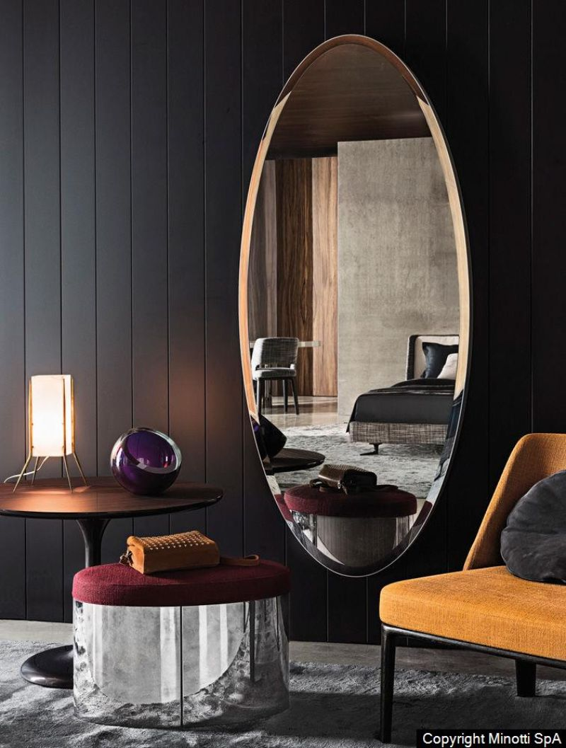 oversized mirrors Oversized Mirrors That Will Make Your Master Bedroom Bigger 10 Unique Oversized Mirrors for Master Bedrooms 2