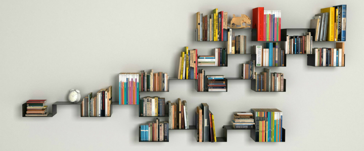10 Creative Bookshelf Designs 10 Creative Bookshelf Designs Creative DIY Bookshelves Design Ideas With Excellent DIY Cardboard Furniture Design Idea For Bookshelves 33