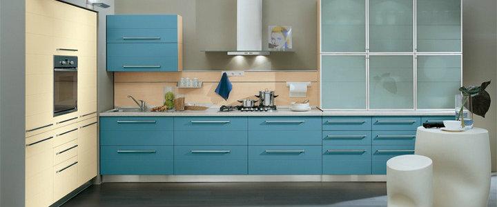 Blue Kitchen…why not? Blue Kitchen…Why not? Blue Kitchen…Why not? PCGLAD 1