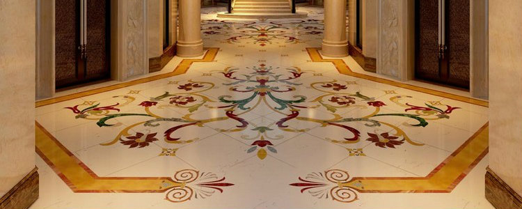 marble flooring 10 Beautiful Marble Flooring Tile Designs cover7