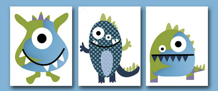 Blue: The New Trend For Your Children's Room