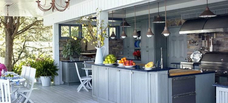 Amazing Outdoor Kitchens