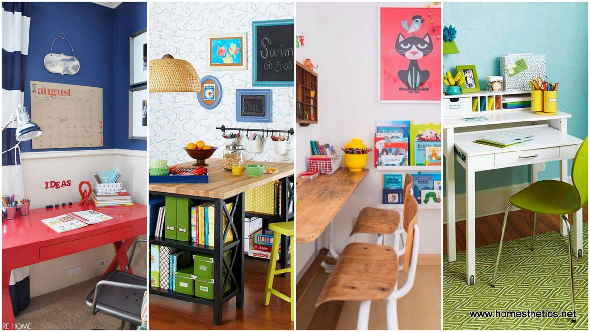 Inspiring Study Spaces for Kids Inspiring Study Spaces for Kids cover