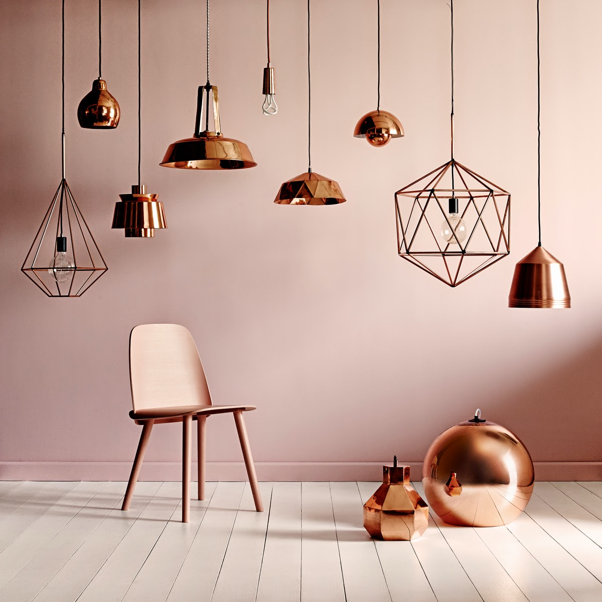 Fall Trends Fall Trends: Copper Design Inspirations Fall Trends Copper Design Inspirations