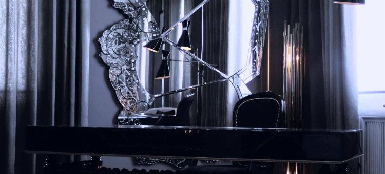 boca-do-lobo-glass-mirrors Art Glass Work – Art Reflected In A Mirror boca do lobo glass mirrors