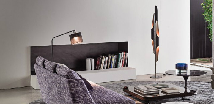 Modern design floor lamp for luxury home modern floor lamps Top 20 Modern Floor Lamps feature11