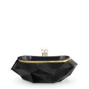 luxury bathroom design ideas 10 BLACK LUXURY BATHROOM DESIGN IDEAS Diamond Bathtub Thumbnail