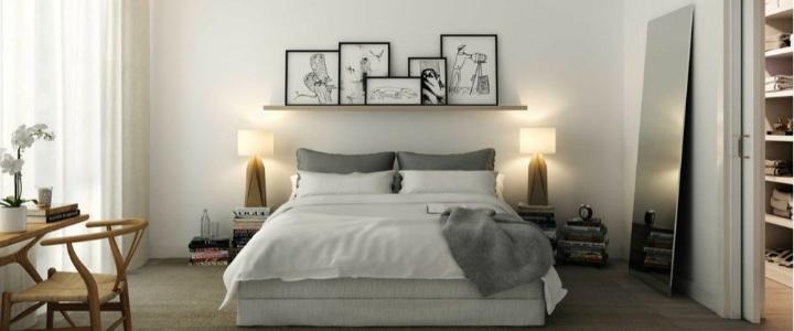 Scandinavian bedroom design scandinavian design AMAZING SCANDINAVIAN DESIGN BEDROOMS domitorio nordico