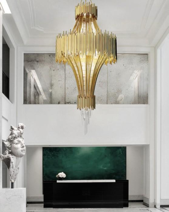 Scala Chandelier by Luxxu