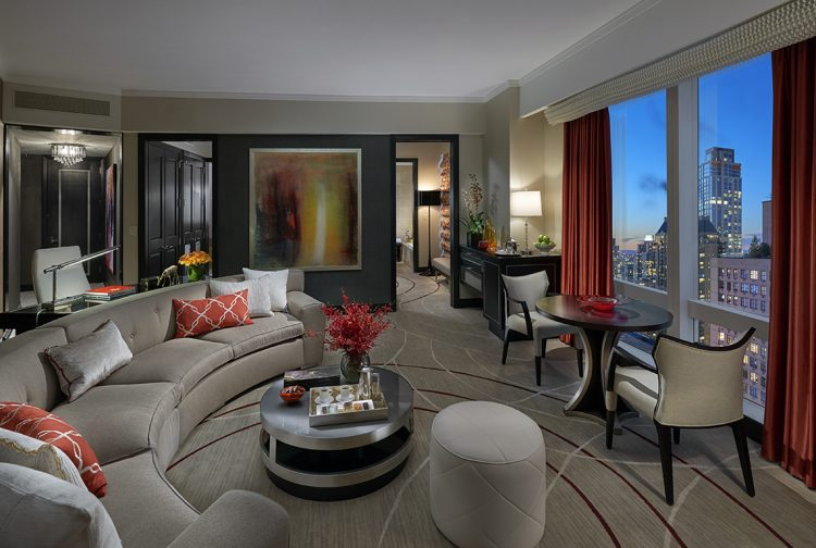 Mandarin Oriental, New York 1 best Hotels Interior Design Ideas from NYC best Hotels Mandarin Oriental New York 1 e1464175170923