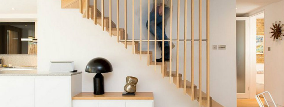 modern staircases 12 Incredible Modern Staircases You Need Now feature 13