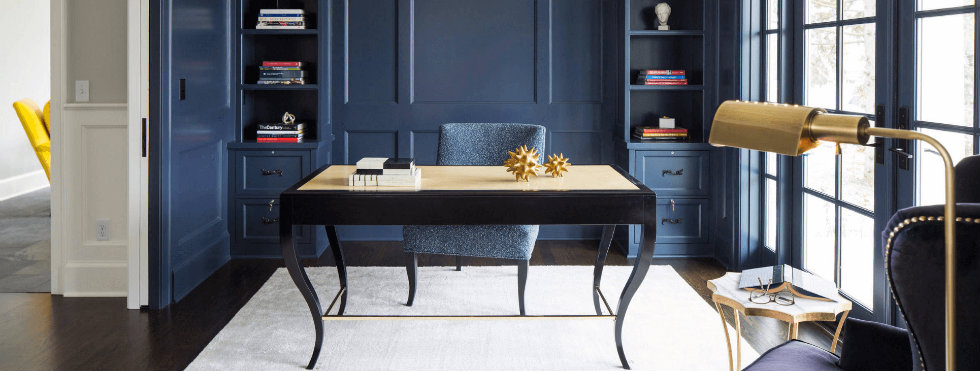 home office 10 Chic Ideas For Your Home Office Décor feature 6