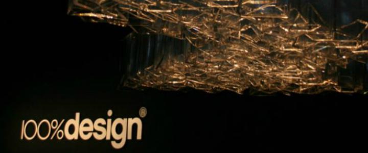 100% design london The Best Designers At 100% Design London 100 percent design chandelier 620x400