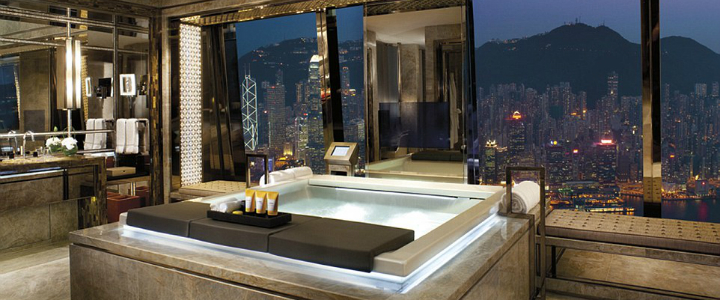 luxury bathrooms 7 Of The Best Hotel Luxury Bathrooms ft