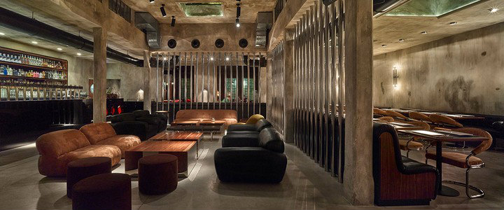 modern decor ideas Stunning Modern Decor Ideas From Italian Restaurants ft 4