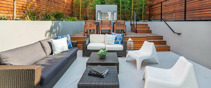 backyard design Amazing Backyard Design For Contemporary Homes ft 6