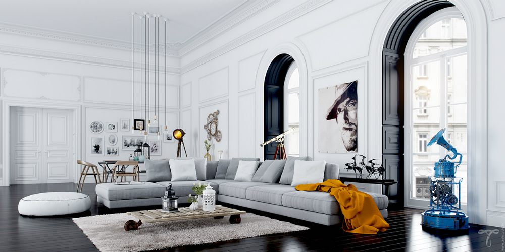 Scandinavian 25 Scandinavian Living Room Design Ideas dreamy scandi living room7