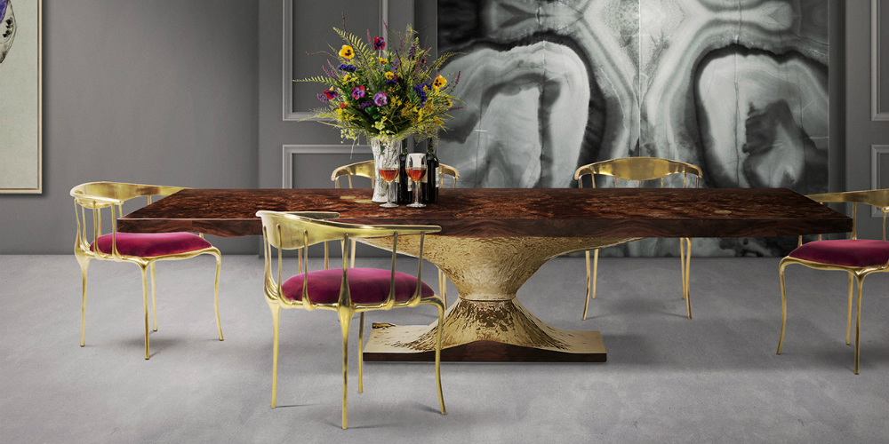 dining room Find Out What the Most Creative Dining Rooms Have In Common metamorphosis dining table 05