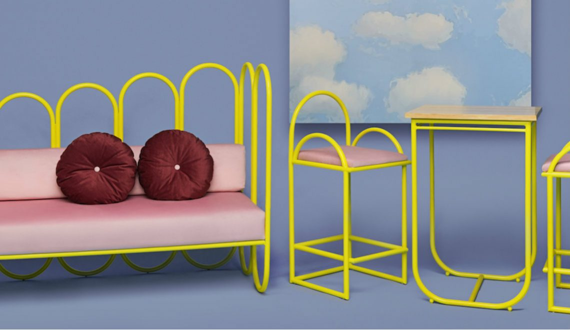 Masquespacio The Arch-Themed Furniture by Masquespacio 0000 1 1140x660