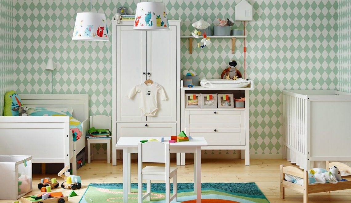 decor ideas 10 Decor Ideas For Your Kids Room 11 10 De  cor Ideas For Your Kids Room 1140x660
