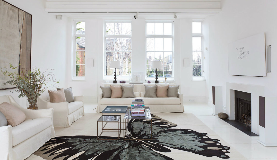 The Latest White Room Ideas For an Elegant Home