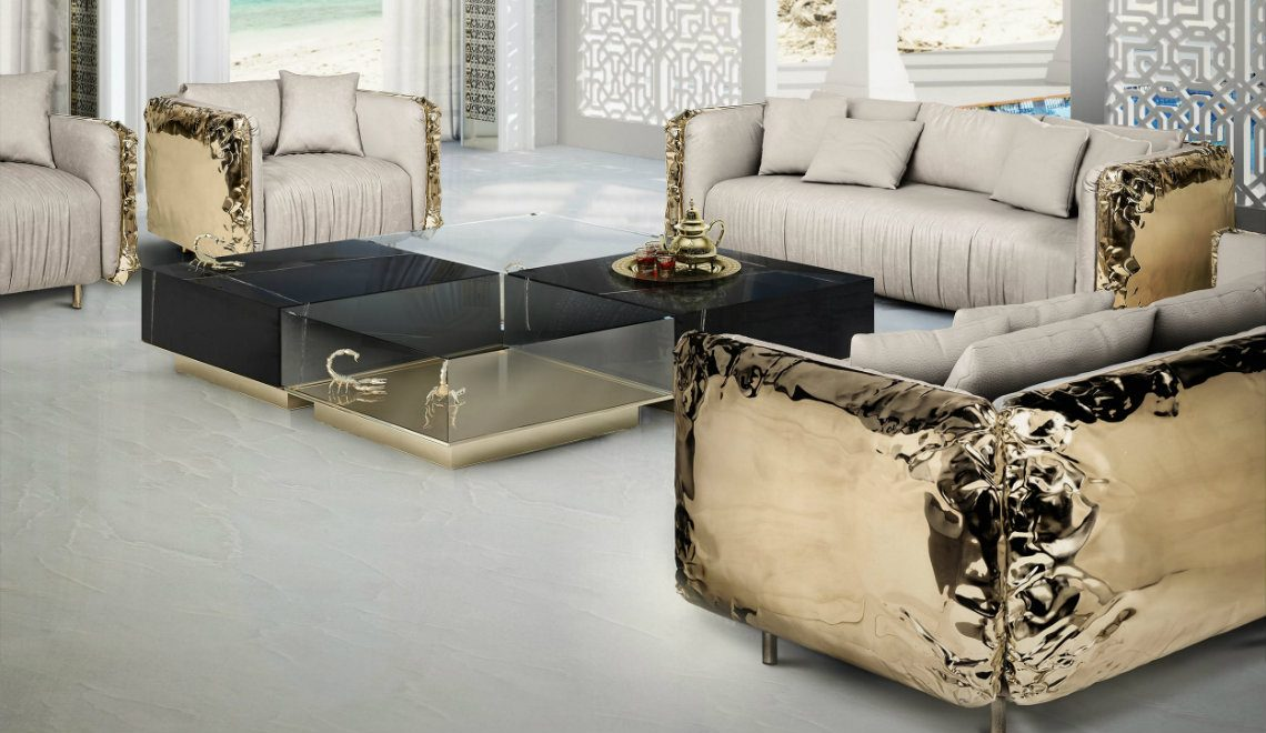 living room The Most Exclusive Pieces of Furniture For Your Living Room Ambience by Boca do Lobo 1140x660