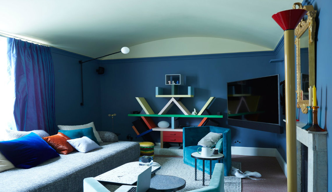 Get Inspired by Cara Delevingne's Colorful Home Decor