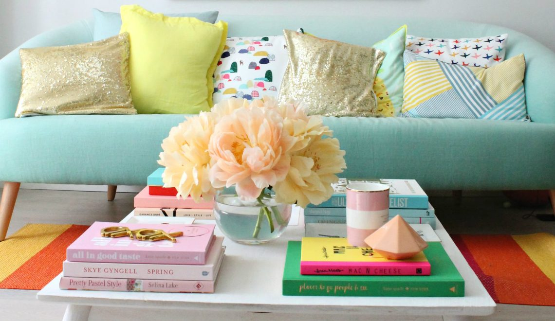 pastel colors Pastel Colors for your Home Summer Decor Pastel Colors for your Home Summer Decor Featured 1140x660