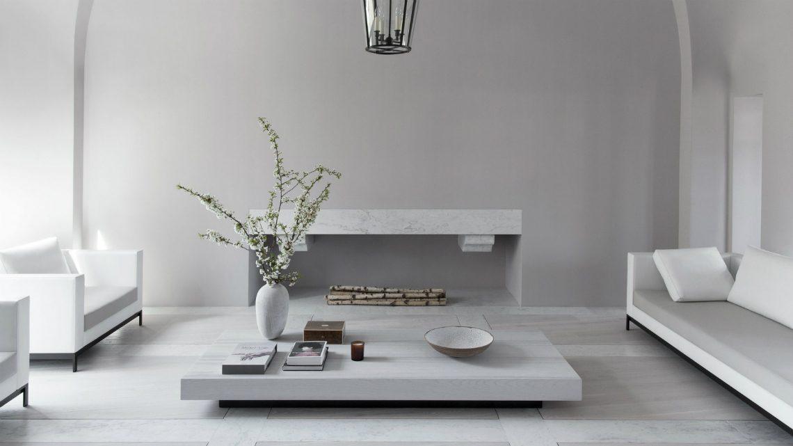 monochromatic Parisian Apartment Enhances Prestige Through Monochromatic Minimalism HDI minimalism featured 1140x641