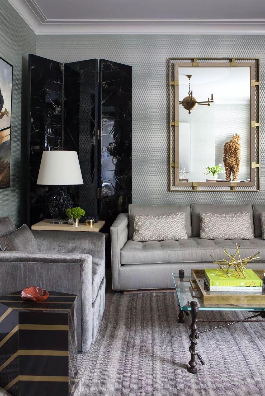 Modern Wallpaper Ideas For Your Living Room (1) wallpaper ideas Modern Wallpaper Ideas For Your Living Room Modern Wallpaper Ideas For Your Living Room 1