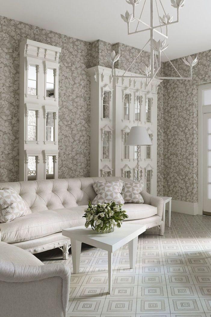 Modern Wallpaper Ideas For Your Living Room (2) wallpaper ideas Modern Wallpaper Ideas For Your Living Room Modern Wallpaper Ideas For Your Living Room 2