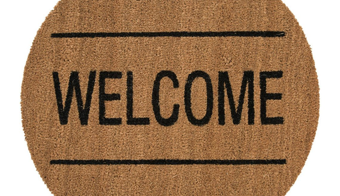 door mat Inspiring Door Mats to Enter or Exit your Home in the Best Mood doormat welcome featured 1140x659