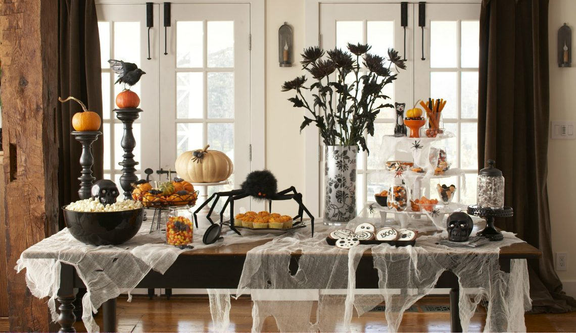 Get the Best Luxurious Halloween Home Decor Ideas