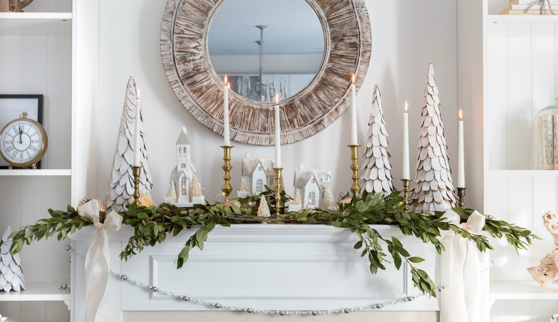 decoration ideas Those Christmas Decoration Ideas Will Bring Joy To Your Home holiday decor small space 06 1505838978 1140x659