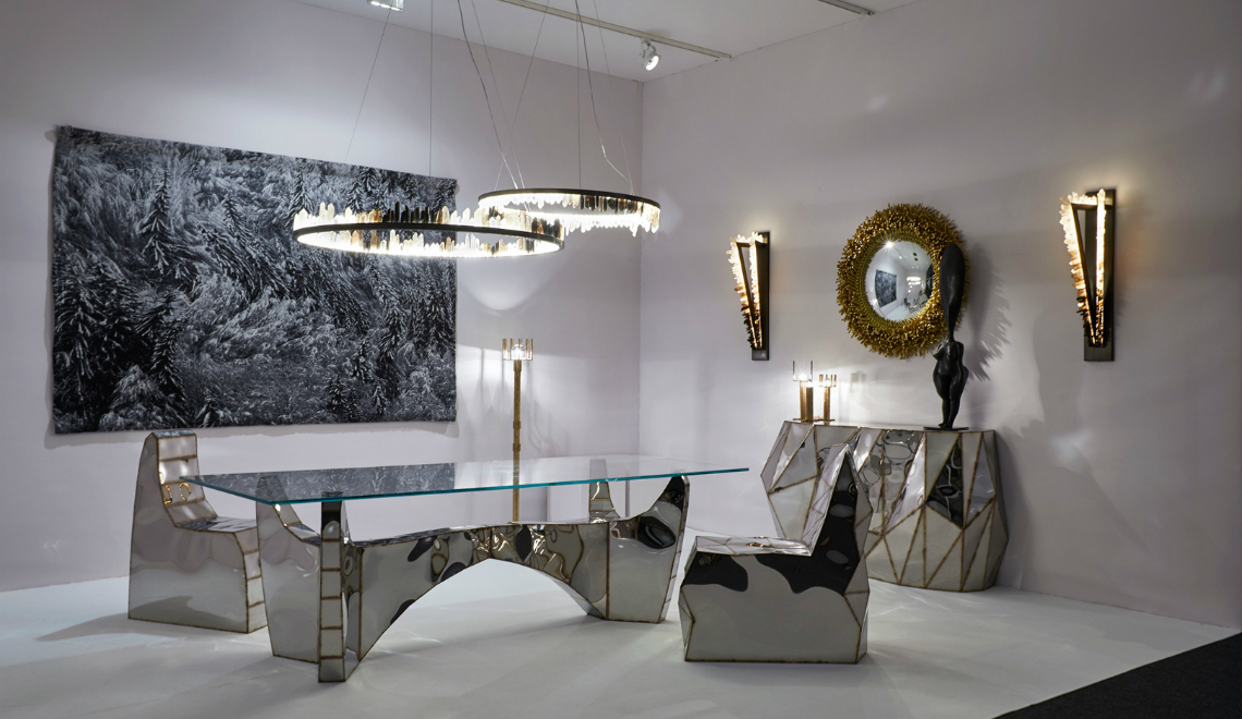 Collectible Design The Wonders of Collectible Design at PAD Genève – Art Galleries feature