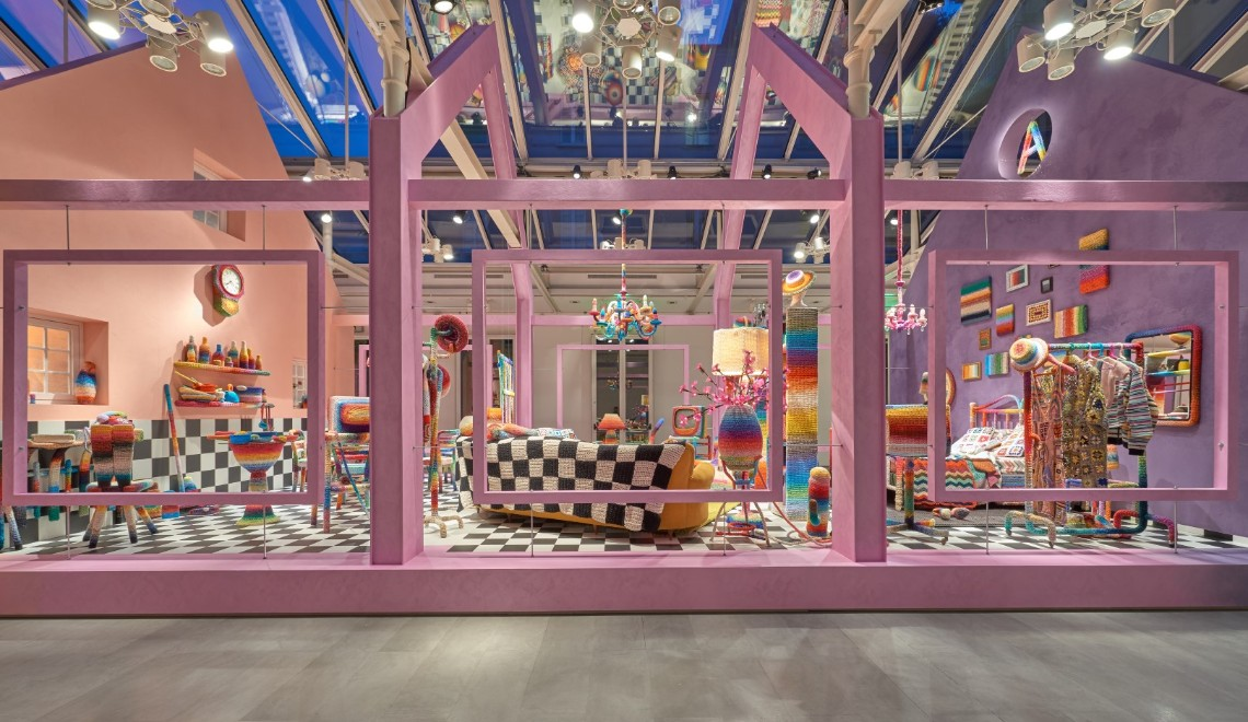 Milan Design Week 2019 – Missoni Home's Crochet Rooms FT milan design week Milan Design Week 2019 – Missoni Home's Crochet Rooms Milan Design Week 2019     Missoni Home   s Crochet Rooms FT