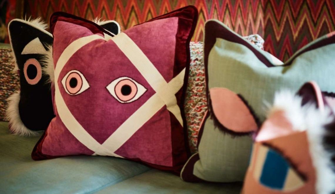 'Fearless Living' The New Jean-Philippe Demeyer's Interior Collection FT