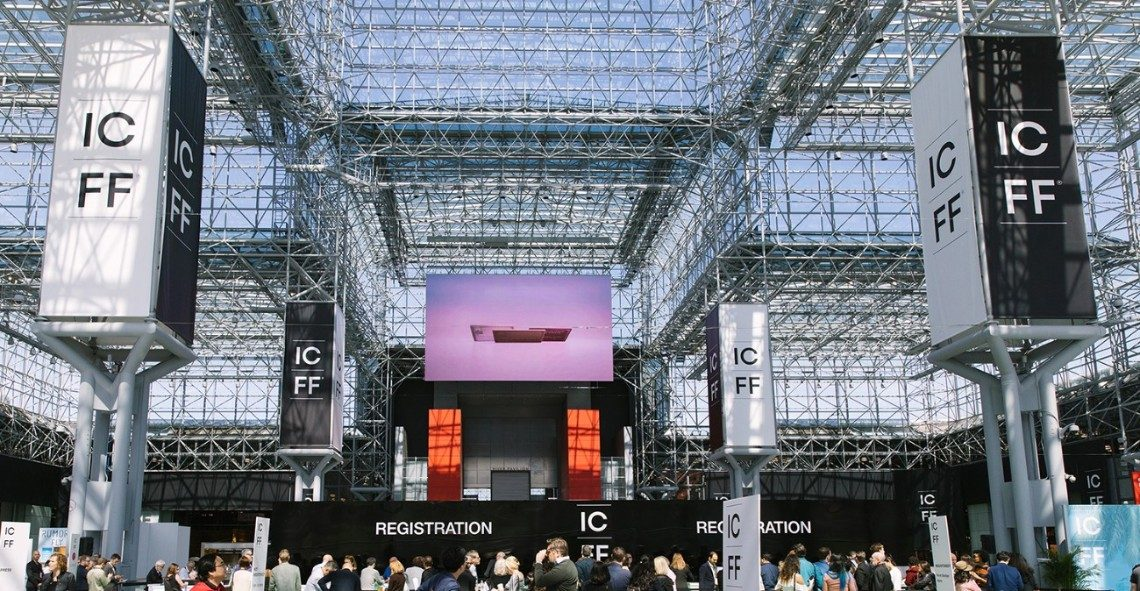 ICFF New York 2019 – Discover The Design Event FT icff new york ICFF New York 2019 – Discover The Design Event ICFF New York 2019     Discover The Design Event FT 1140x591