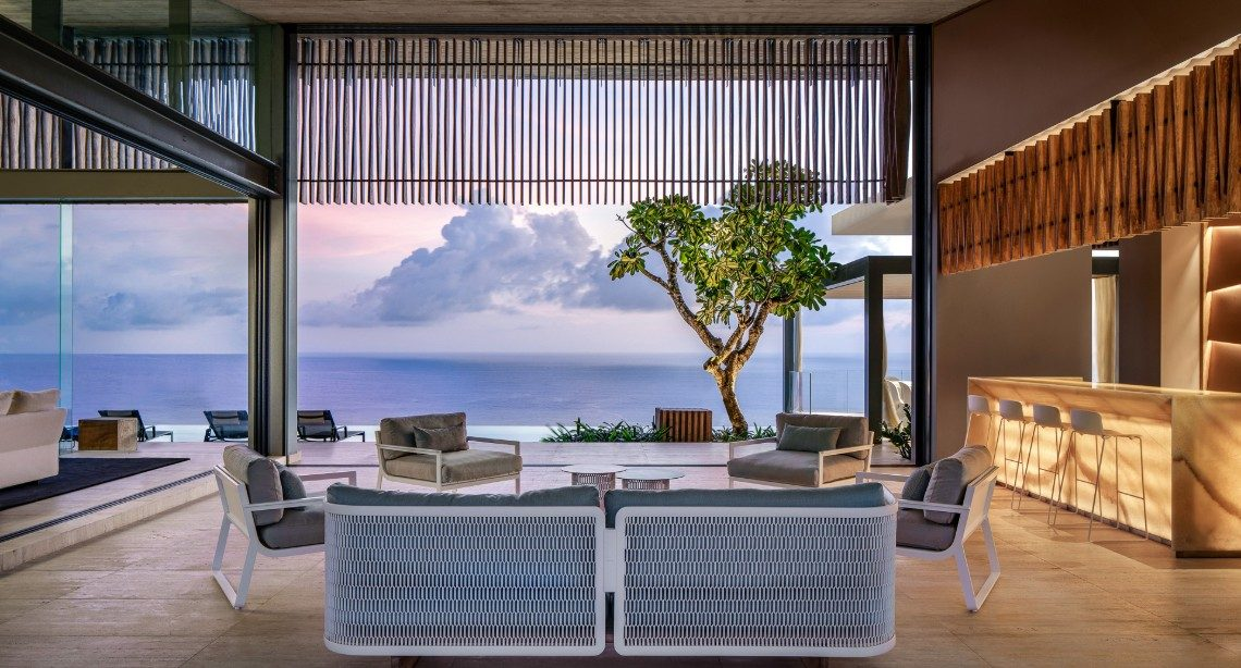 A Luxury Home Straight Of A Paradise Called Bali