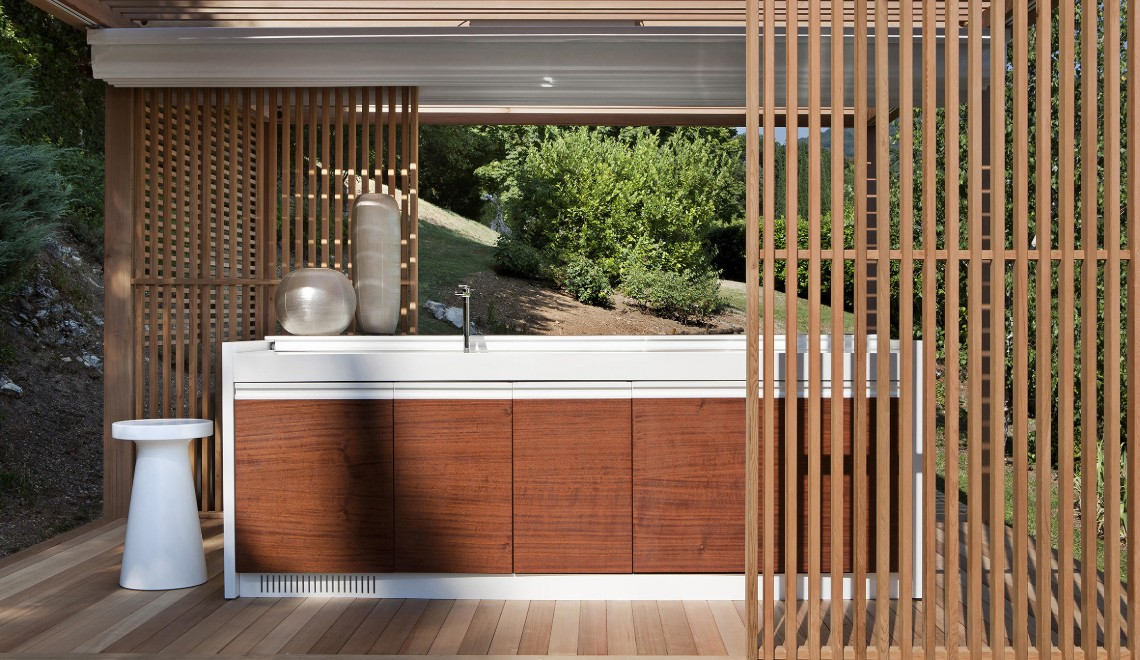 Bring Your Kitchen Design Outside With Exteta