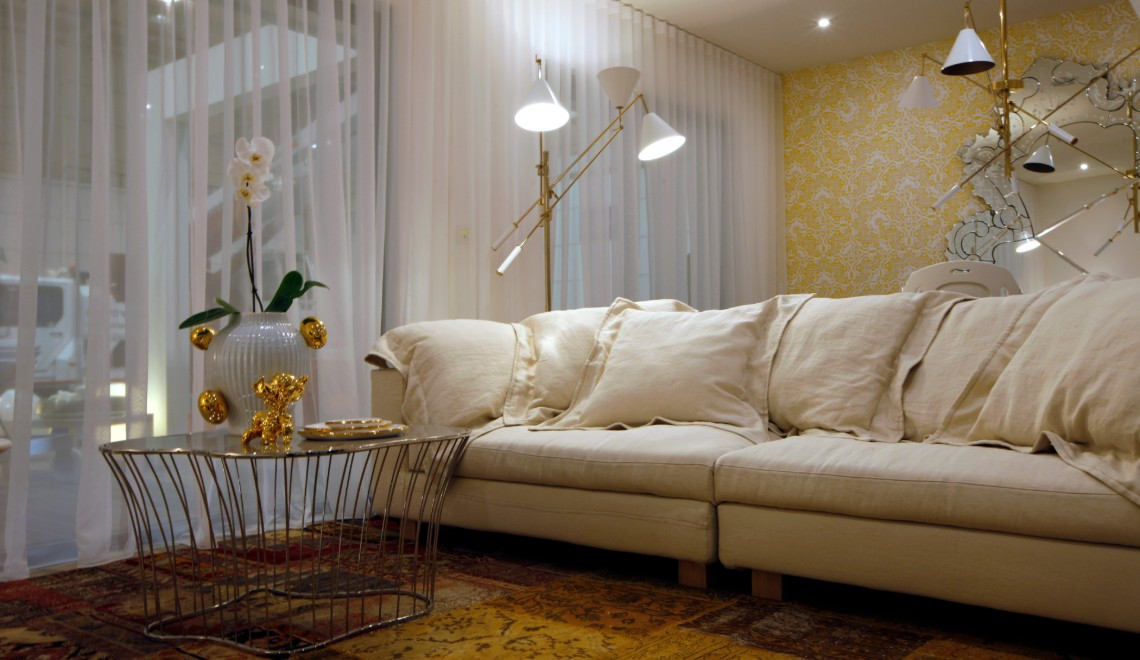 How To Light Up Your Living Room Design