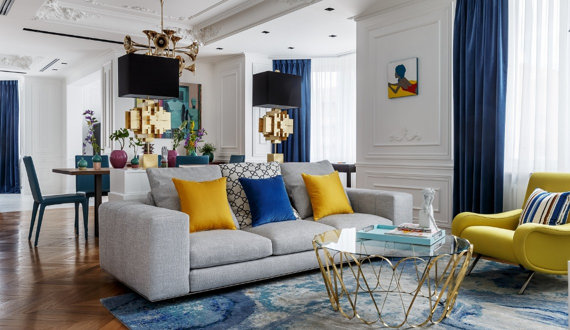 A Modern Apartment With A French Allure FT modern apartment A Modern Apartment With A French Allure A Modern Apartment With A French Allure FT