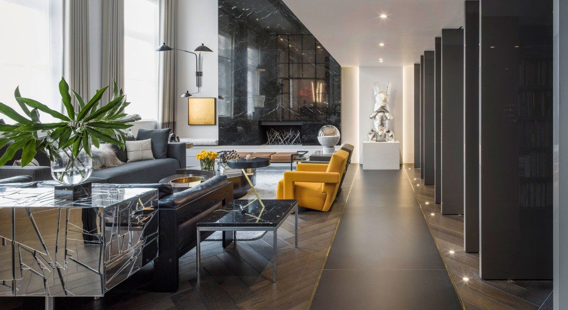 10 Exquisite Interior Design Projects By Kelly Hoppen