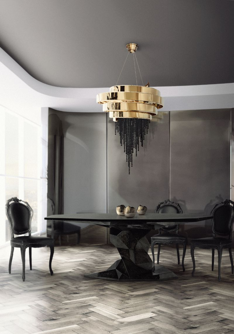 How To Use Matte Black In Your Luxury Home (2) luxury home How To Use Matte Black In Your Luxury Home How To Use Matte Black In Your Luxury Home 2