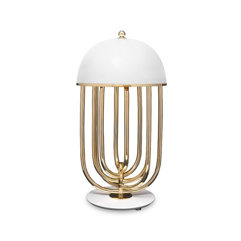 home design Home Design With A Fusion Of Classical & Modern Glam Turner Table Lamp 03 800x