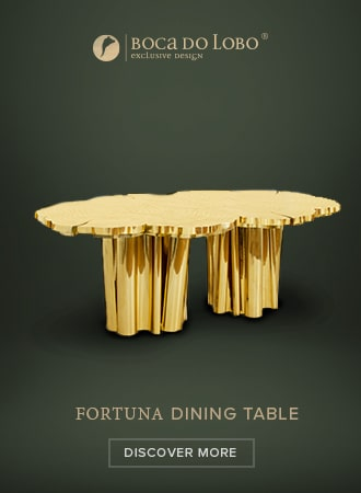 Fortuna Dining Table - Discover More - Boca do Lobo